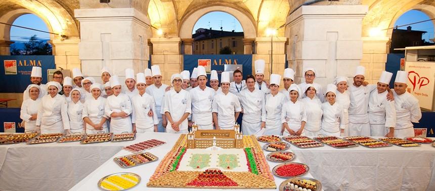 alma la scuola internazionale di cucina italiana